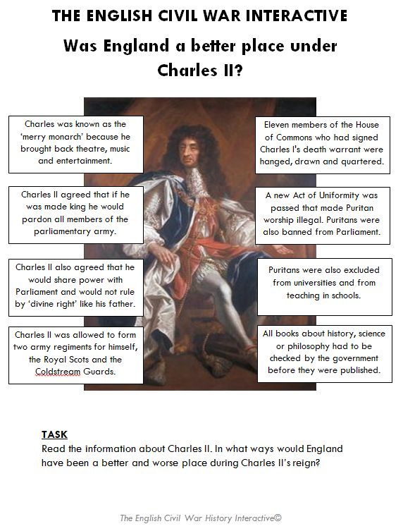 key stage 3 the english civil war interactive